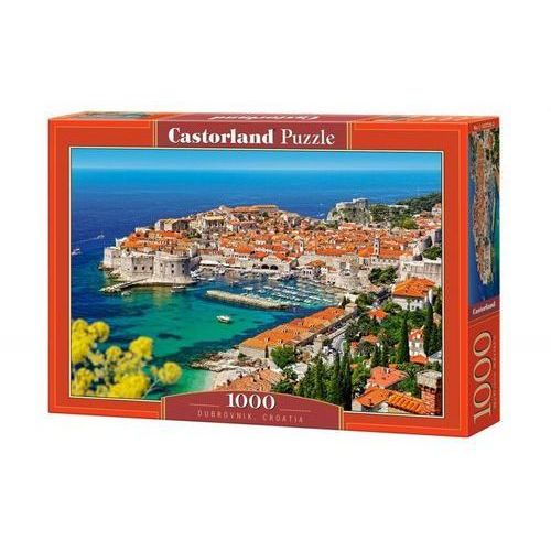 Puzzle 1000 Dubrovnik, Croatia - Castor OD 24,99zł DARMOWA DOSTAWA KIOSK RUCHU (5904438103720)