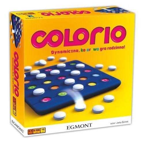 Colorio. Dynamiczna, kolorowa gra rodzinna!