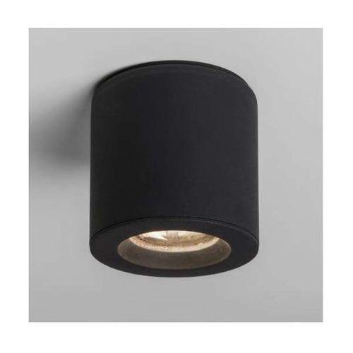 Downlight lampa sufitowa kos 7495  okrągła oprawa łazienkowa ip65 tuba czarna wyprodukowany przez Astro
