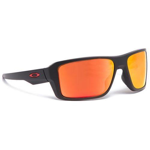 a71d068499 Okulary przeciwsłoneczne OAKLEY - Double Edge OO9380-0566 Matte Black Prizm  Ruby Polarized