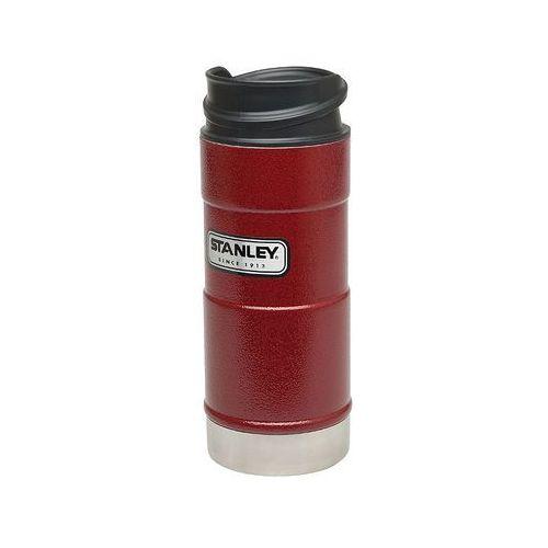 Kubek termiczny stalowy Stanley Classic czerwony 0,35L (ST-10-01569-044) (6939236336185)