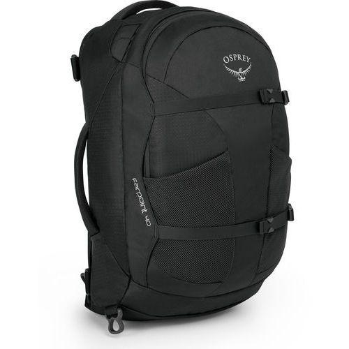 Osprey Farpoint 40 Backpack S/M, volcanic grey S/M 2020 Plecaki turystyczne (0845136029309)