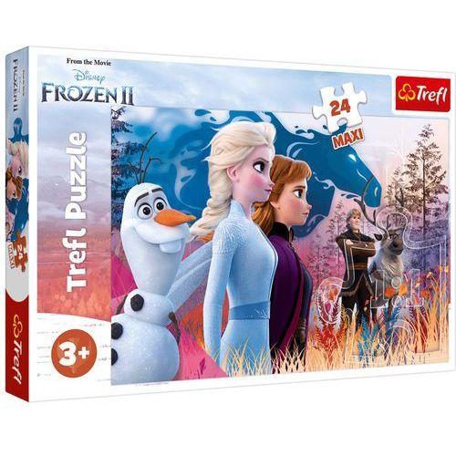 Puzzle 24 maxi Magiczna wyprawa TREFL (5900511142983)