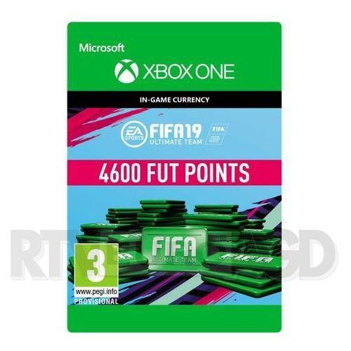 FIFA 19 4600 Punktów [kod aktywacyjny], 7D4-00312
