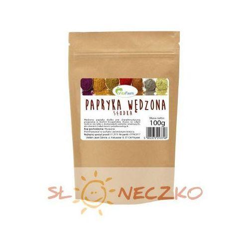 Papryka wędzona słodka 100 g Vitafarm, 2046