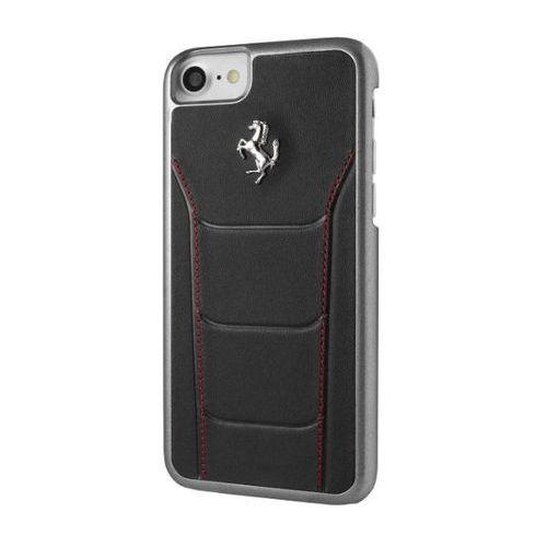 Ferrari etui ferrari hard do iphone 7 fesehcp7bkr czarno-czerwone - org002699 darmowy odbiór w 20 miastach!
