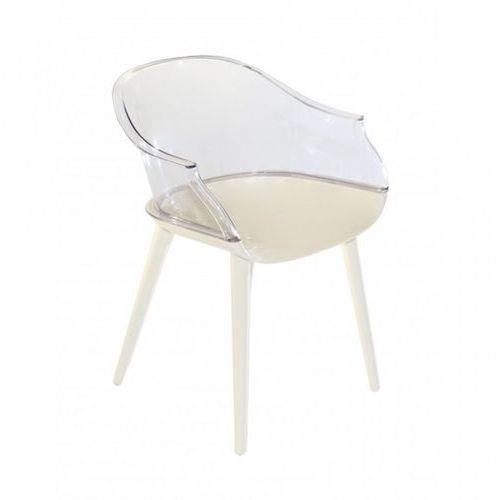 Malo design Krzesło gustavia creme