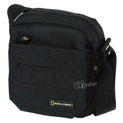 National Geographic PRO mała torba / saszetka na ramię / N00703.06 - czarny