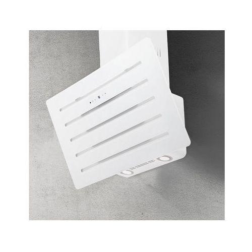 Okap naścienny Ideal Biały 90 cm, 635 m3/h (5907670759243)
