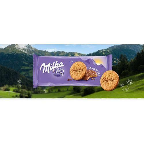 Kraft Ciastka milka 126g choco grain (7622210403919)