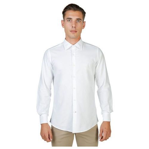 Koszula męska OXFORD UNIVERSITY - OXFORD_SHIRT-FRENCH-43, OXFORD_SHIRT-FRENCH-WHITE-44