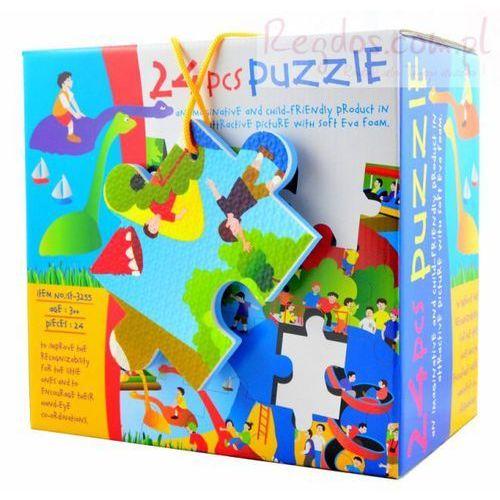 Russell Puzzle 24el. piankowe duże (5906660241324)