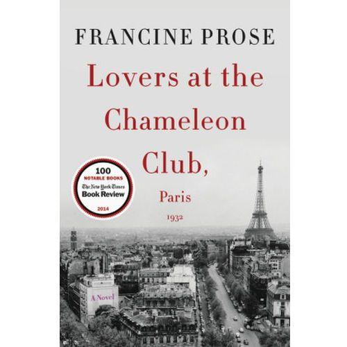 Lovers at the Chameleon Club, Paris 1932, Prose, Francine