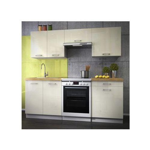 Zestaw mebli kuchennych LOTTA kolor Kremowy CLASSEN