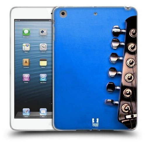 Etui silikonowe na tablet - Electric Guitar BLUE, kolor niebieski