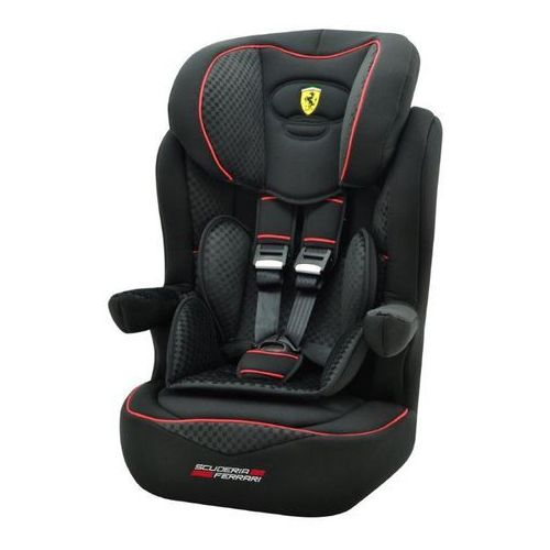Ferrari fotelik samochodowy i-max sp, gt black (3507469260541)