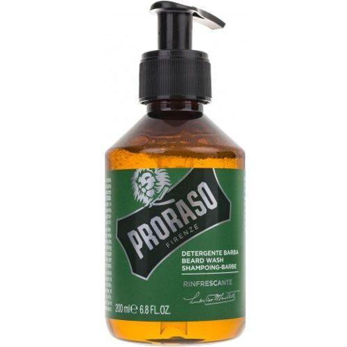 Proraso Refreshing szampon odświeżający do brody 200ml (8004395007530)