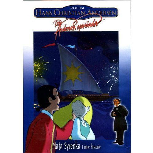 Hans Christian Andersen. Mała syrenka i inne historie (5905116005695)