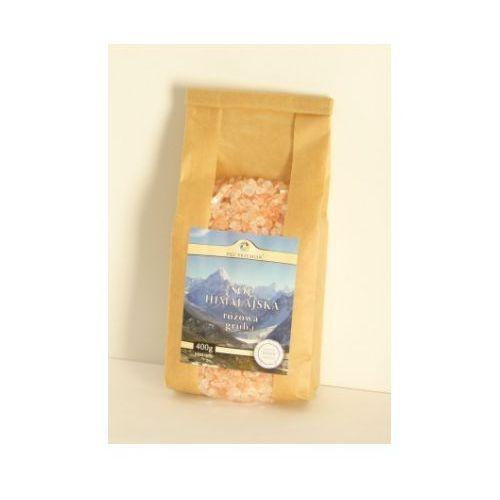 Sól himalajska różowa gruboziarnista 400 g Pięć Przemian