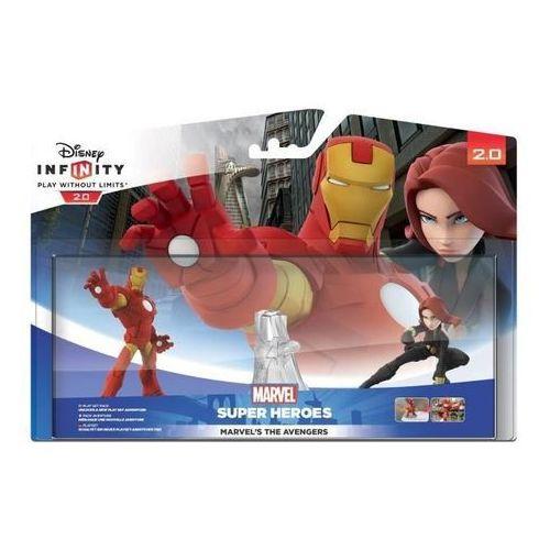 Figurka DISNEY Do Gry Infinity 2.0 Czarna Wdowa i Iron Man