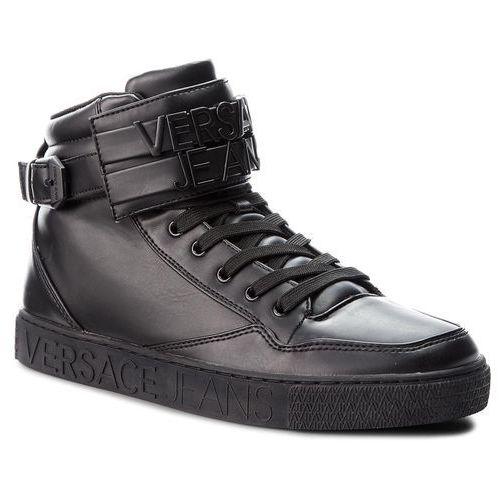 Sneakersy jeans - e0ysbsf1 70876 899 marki Versace