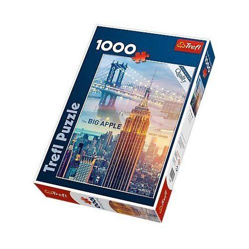 Trefl 1000 el. nowy jork o świcie (5900511103939)