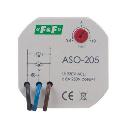 F&f Aso-205 automat schodowy