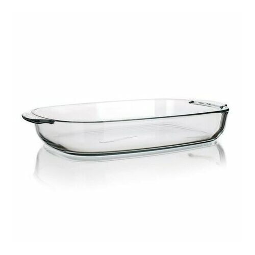 4-home Simax naczynie szklane miska do pieczenia, 3,5 l (8593419414367)