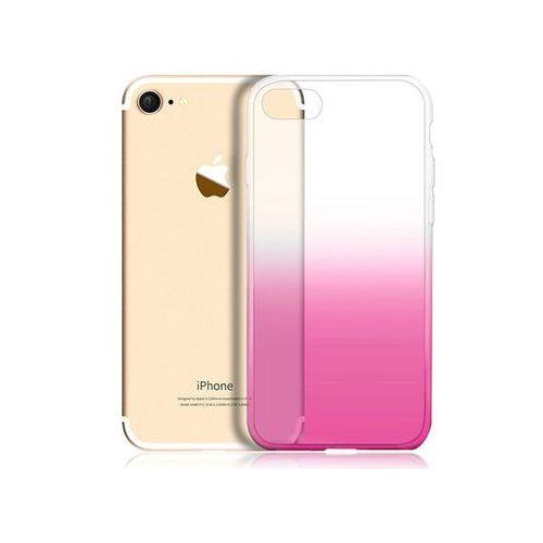Etui Alogy ombre case Apple iPhone 7 / 8 Różowe - Różowy