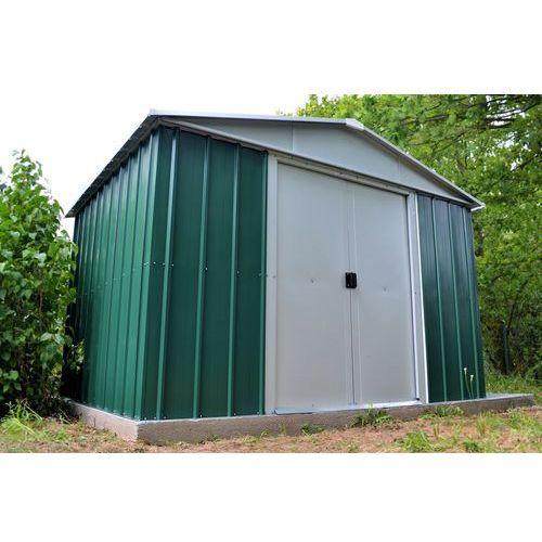 Yardmaster Domek ogrodowy blaszany emerald deluxe 2020 x 1370