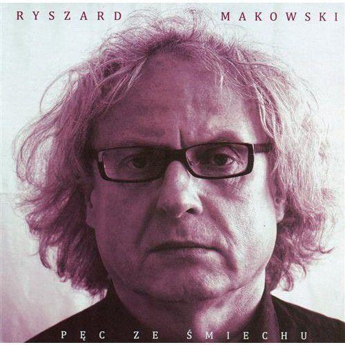 Agencja artystyczna mtj Pęc ze śmiechu - ryszard makowski (płyta cd) (5906409108963)