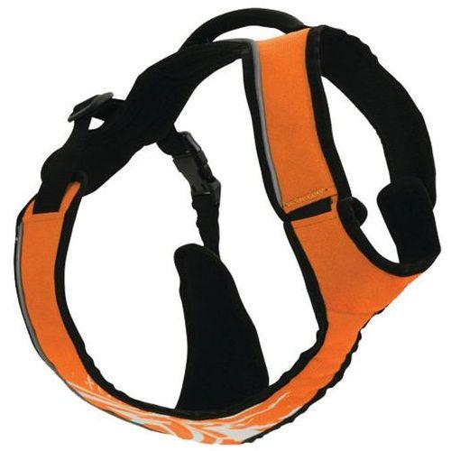 Wodoodporne szelki dla psa Zolux w kolorze pomarańczowym