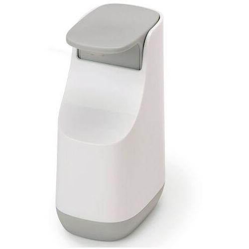 Dozownik do mydła w płynie Slim Joseph Joseph szaro-biały (70512)
