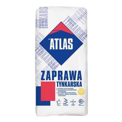 zaprawa tynkarska 25kg marki Atlas