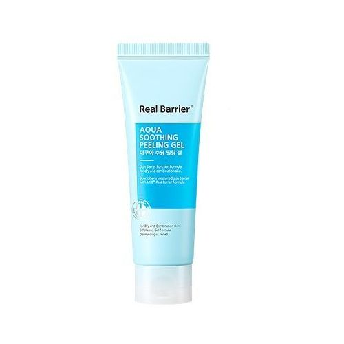 Real Barrier Aqua Soothing Peeling Gel 120ml