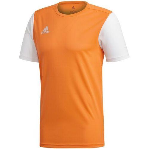 Koszulka dla dzieci adidas Estro 19 Jersey JUNIOR pomarańczowa DP3236/DP3227