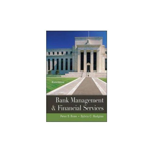 bank management and financial services chapter 3 Financial analysis and appraisal of projects chapter 3, page 1  3 financial analysis and appraisal of  (knowledge management, section 73) the bank's.