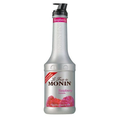 Puree raspberry - malina 1l marki Monin