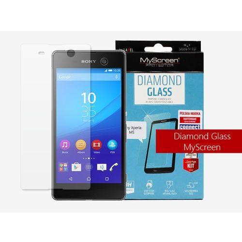 Myscreen protector Sony xperia m5 - szkło hartowane diamond glass
