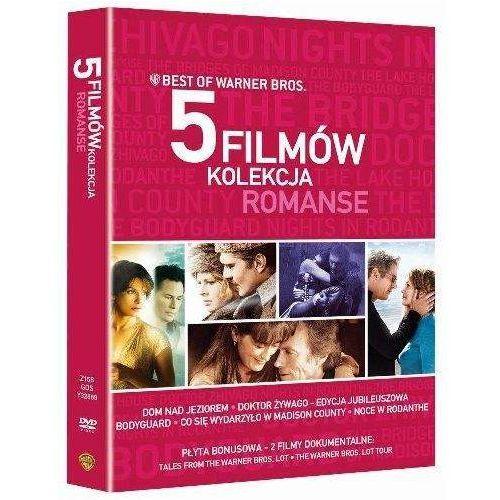 Romanse, Kolekcja na 90-lecie Warner Bros (DVD) - Różni DARMOWA DOSTAWA KIOSK RUCHU