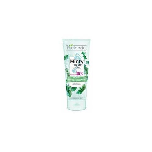Bielenda Minty Fresh Foot Care, preparat na urpoczywe zrogowacenia i pękające pięty, 75ml