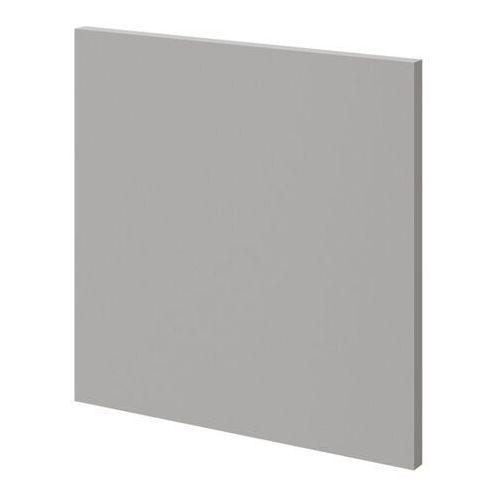 Goodhome Drzwi do korpusu 37,5 x 37,5 cm atomia jasnoszary mat