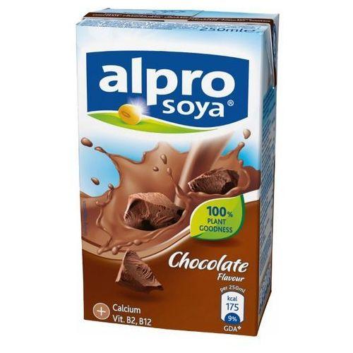 Alpro Soya Napój sojowy o smaku czekoladowym 250 ml