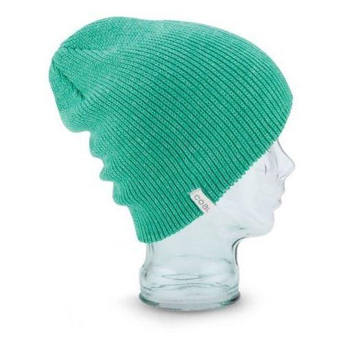 czapka zimowa COAL - The Frena Solid Heather Mint (19) rozmiar: OS