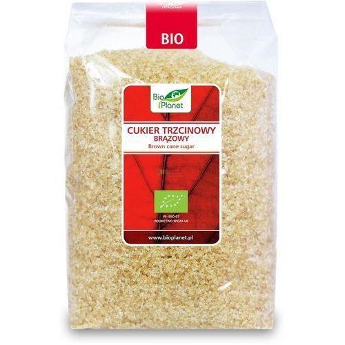 Cukier Trzcinowy Brązowy BIO 1kg, 5907814664723