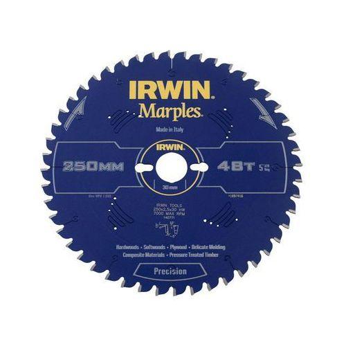 Irwin marples Tarcza do pilarki tarczowej 250 mm/48t m/30 (5706918974567)