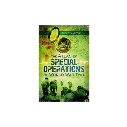 Atlas of Special Operations of World War Two (9781848844971)