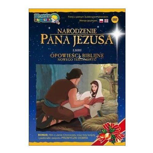 Narodzenie Pana Jezusa - film DVD. Najniższe ceny, najlepsze promocje w sklepach, opinie.