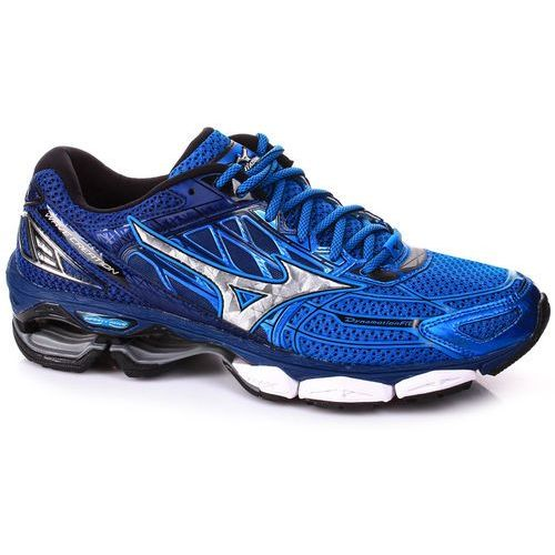 Mizuno Wave Creation 19 Blue Silver