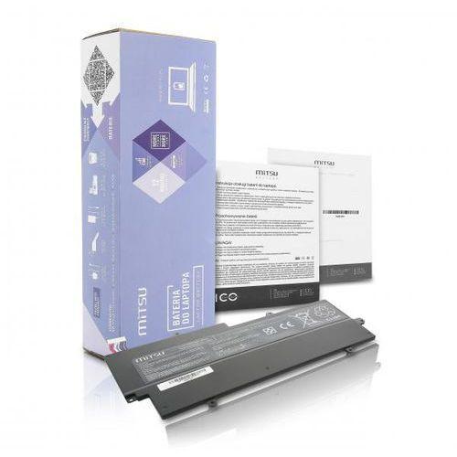 akumulator / Nowa bateria Mitsu do laptopa Toshiba Z830, Z935